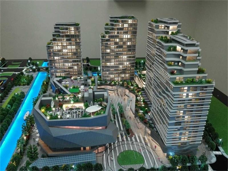 深圳建筑沙盘模型在建造中需要注意哪些因素