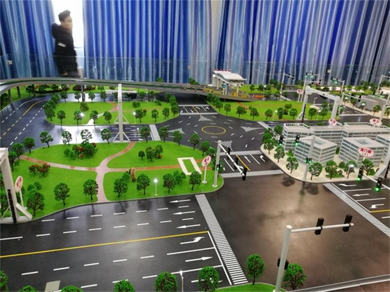 建筑模型沙盘的制作方法和流程