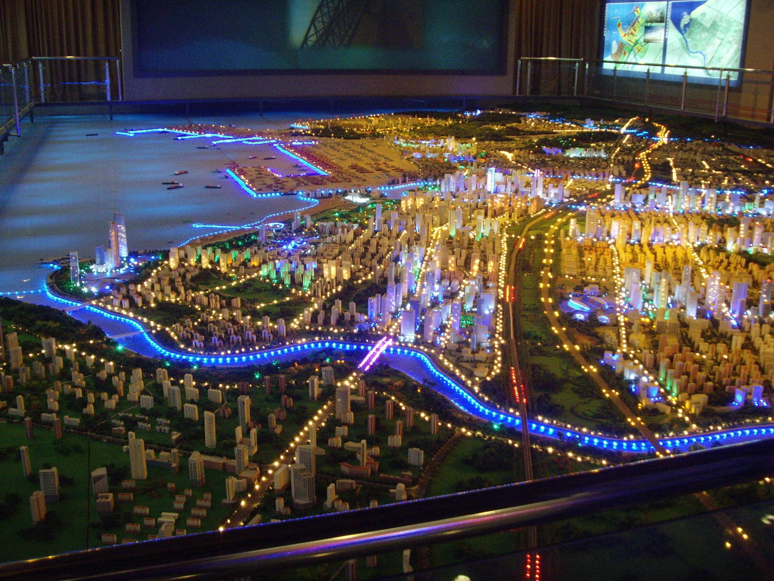 深圳城市规划沙盘模型制作时需要注意哪些细节
