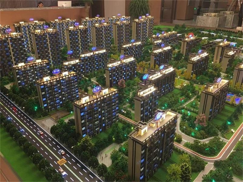 明白区分深圳沙盘模型的几大分类