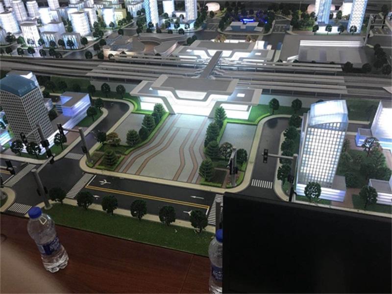深圳沙盘模型不同种类及适用情况
