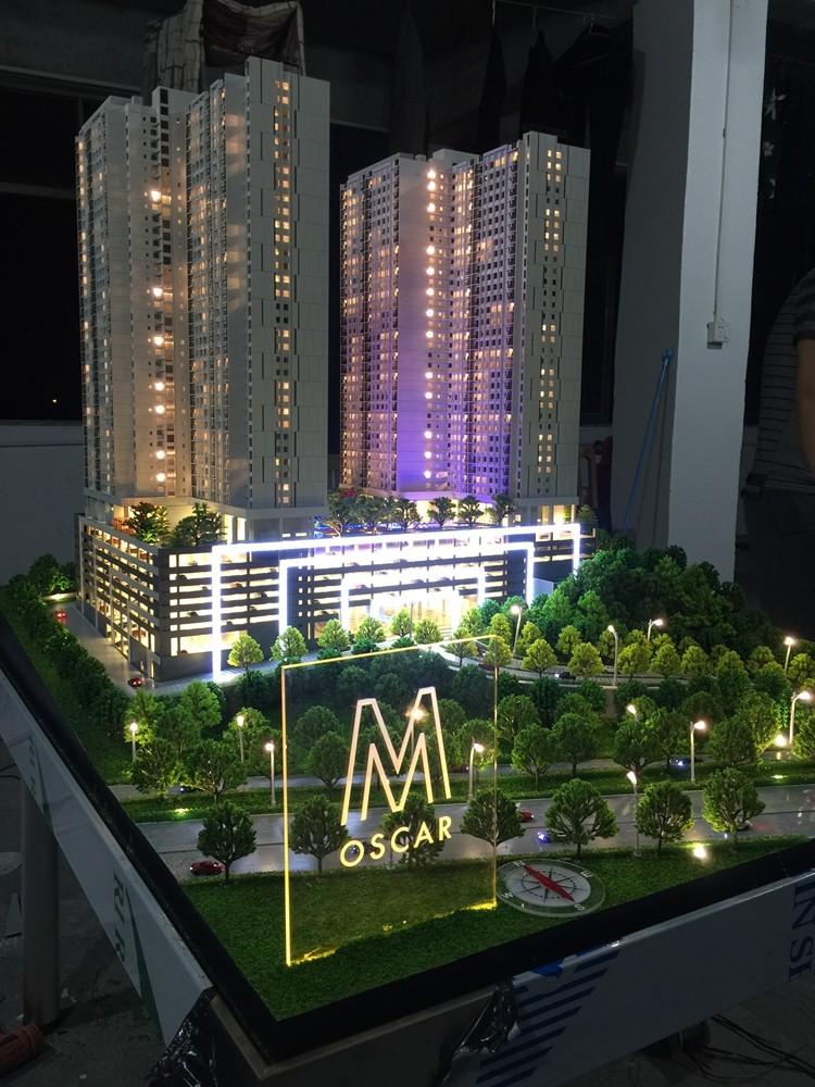 香港奥斯卡模型
