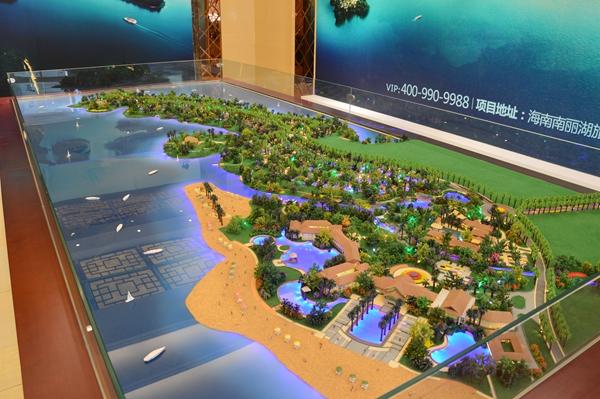 海南南丽湖旅游度假区