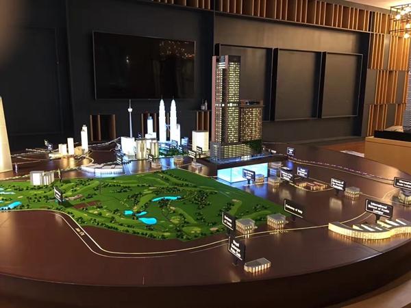 马来西亚槟城总体规划沙